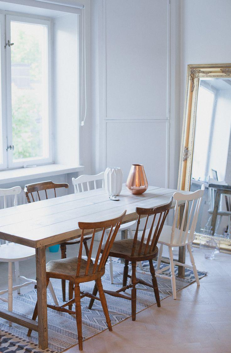 Custom made table | Emily Dahl