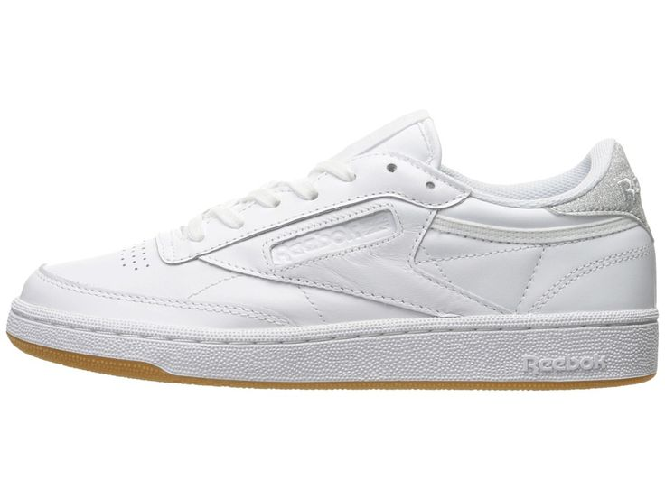 Reebok Lifestyle Club C 85 Diamond Women's Shoes White/Gum