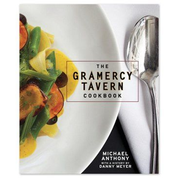 Check out this item at One Kings Lane! The Gramercy Tavern Cookbook