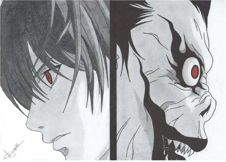 17 Best Images About Death Note On Pinterest Rivers