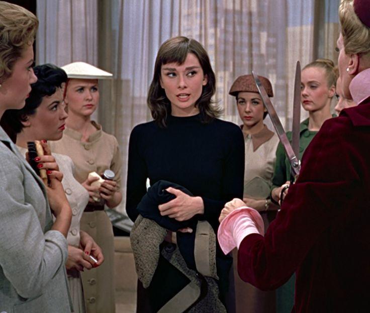 "Gabbigolightly: "" Audrey Hepburn, Funny Face, 1957 """