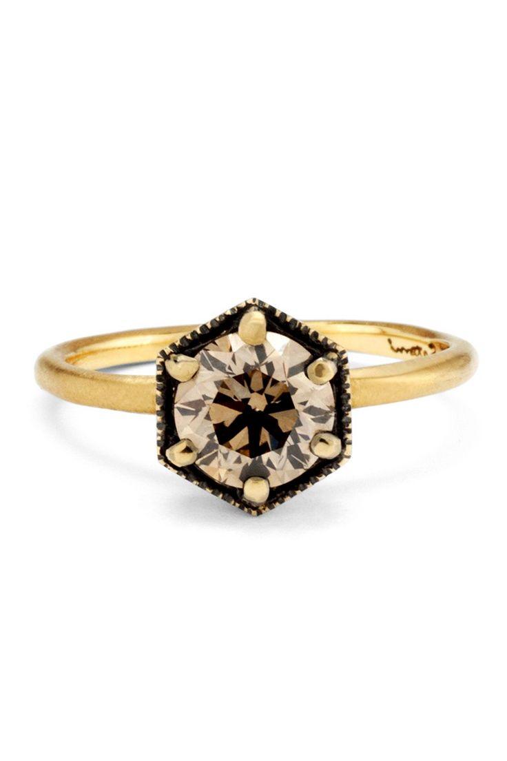 Best Non Diamond Engagement Rings