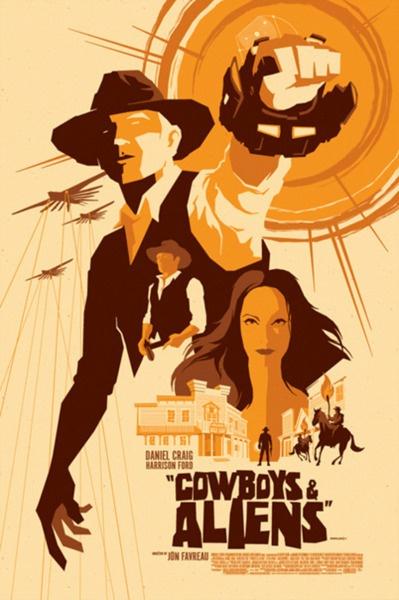 Download Film Cowboys Aliens 2011