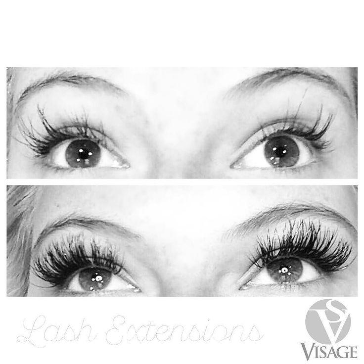 Got lashes?  if not Spa Visage can help!  Lash-master: Lesley Model/: McKenzie/ @mckenzieburris  #lashextensions #visagemoments #lashesonfleek #spavisage #knoxvillemua #lashesfordays