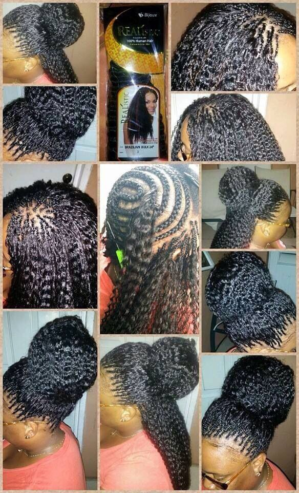 Best Hair For Crochet Box Braids : braids sew in more crotchet braid protective style hairstyle hair ...