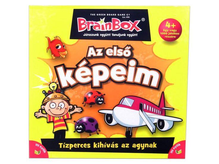 BrainBox: Az első képeim társasjáték