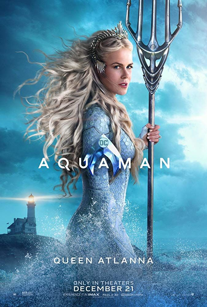 Nicole Kidman in Aquaman (2018)