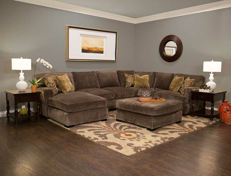 Cozy Up With Our Teddy Sectional Jerome 39 S Furniture