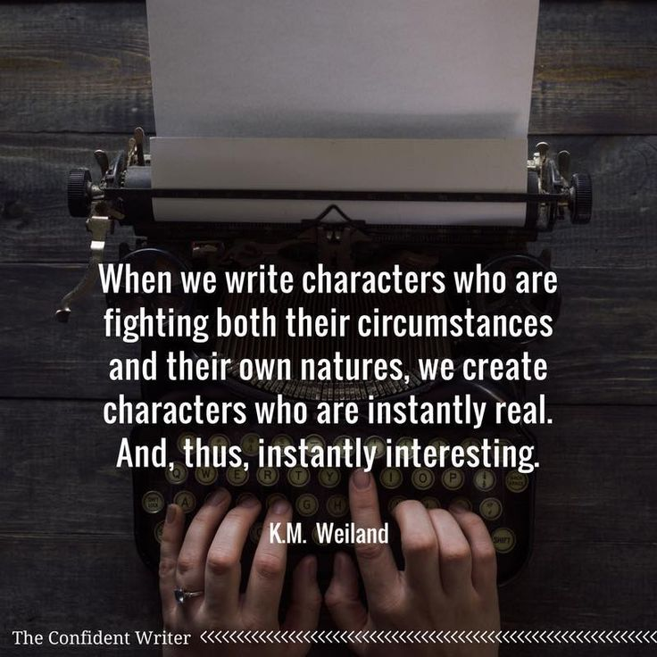 """""""When we write characters who are fighting both their own circumstances and thei… – Melanie Didrich"""