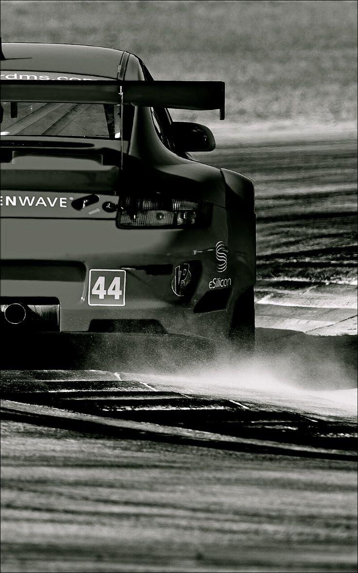 Porsche 911 Typ 991 GT3 Cup. – Shamir Ramjan