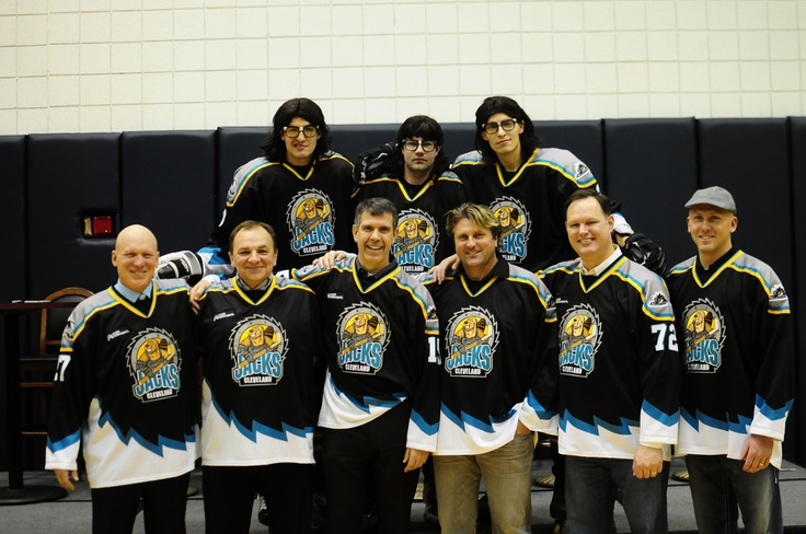 The Mullet bros with the Lumberjack legends.
