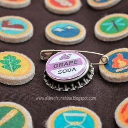 ... halloween costumes grape sodas felt furniture diy badges ellie badges