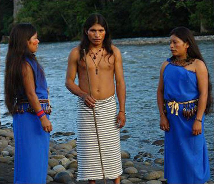 Ecudor native women nude