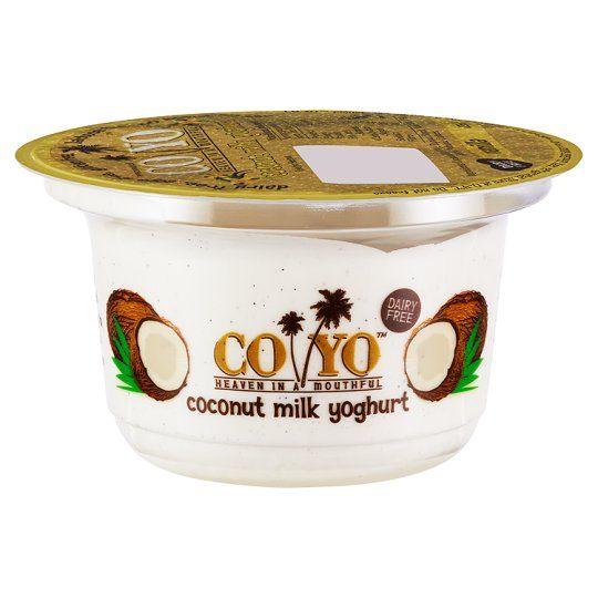 Coyo Df Coconut Milk Yoghurt Vanilla 125G - Groceries - Tesco Groceries