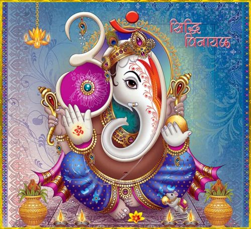 shivaom:  GANESH ॐ  Om Ganesha