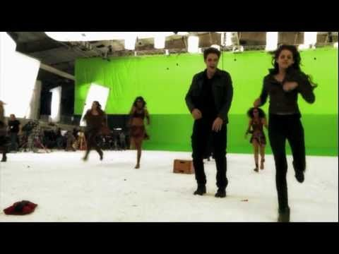 The Twilight Saga: Breaking Dawn Part 2 - Stunt Work