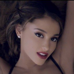 "Ariana Grande, ""Love Me Harder"" 