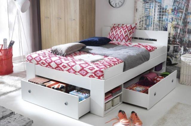 Nepo_ 140 ágy fehér