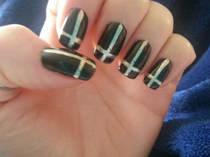 New year, New nails! 2014