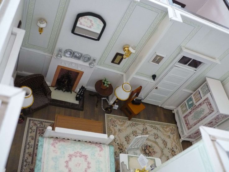 magic practical plan floor dollhouse plans cottage houseplandesign