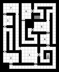 d20 Random Dungeon Generator