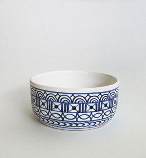 miska malá - modranska (modrá)