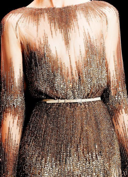 OH MY GOODNESS! Elie Saab Haute Couture 2014