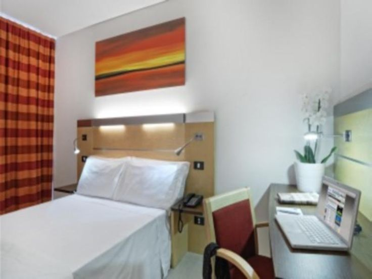 Rome Idea Hotel Roma Nomentana Italy, Europe Idea Hotel Roma Nomentana is a popular choice amongst travelers in Rome, whether exploring or just passing through. The hotel has everything you need for a comfortable stay. Free Wi-Fi in all rooms, 24-hour front desk, facilities for disabled guests, express check-in/check-out, luggage storage are on the list of things guests can enjoy. Some of the well-appointed guestrooms feature towels, television LCD/plasma screen, internet acce...