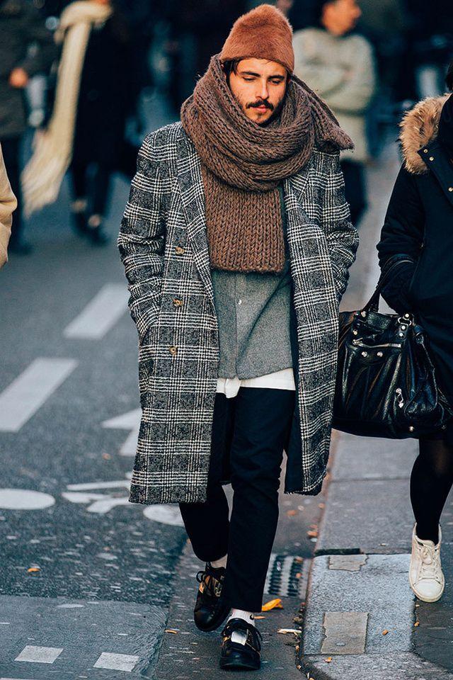 Street looks from Paris Menswear Week Fall/Winter 2016-2017: Fashion week homme   Vogue Paris