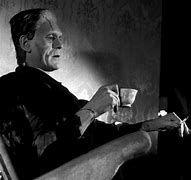 Boris Karloff in Frankenstein Makeup