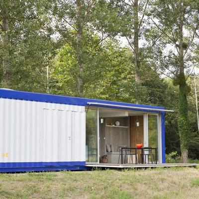 le container volume mobil home du 3 me mill naire mobile home pinterest. Black Bedroom Furniture Sets. Home Design Ideas