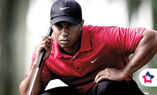 «Тайгер» Вудс, родился 30 декабря 1975 Американский гольфист, 14-кратный победитель турниров «Мэйджор» (второе место в истории вслед за Джеком Никлаусом с 18 победами). Спортсмен года Laureus World Sports Awards: 2000, 2001. Самый богатый спортсмен по мнению Forbes. Его годовой доход составляет 75 миллионов долларов. #Спорт #гольф #факт #личность
