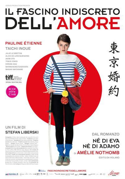 Film: Il fascino indiscreto dell''amore diretto da Stefan Liberski ... dal 28 maggio 2015 al #cinema ... #film #trailer