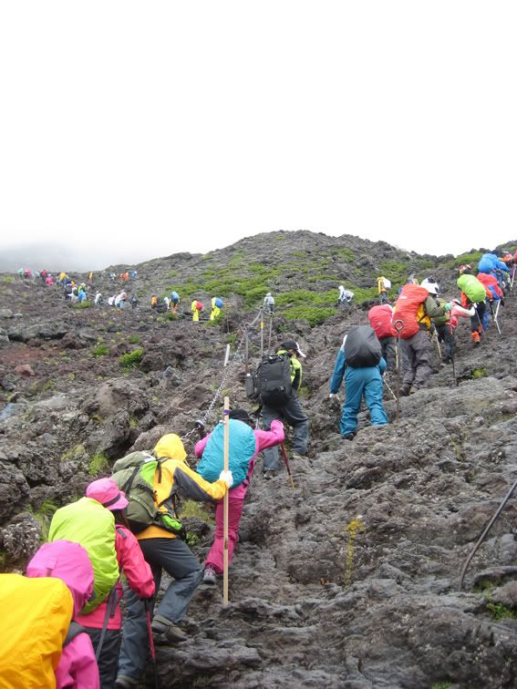 climbing mt. fuji - will do next summer!!!