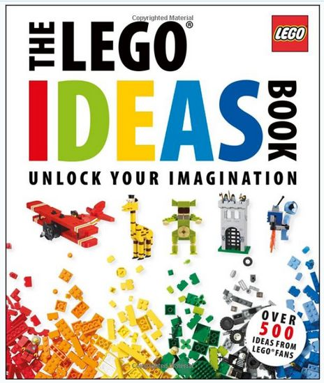 LEGO BOOKS ALL 50% OFF ~ AMAZON LEGO SALE