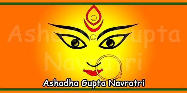 About Ashadha Gupta Navratri Pooja | Navratri Puja Details