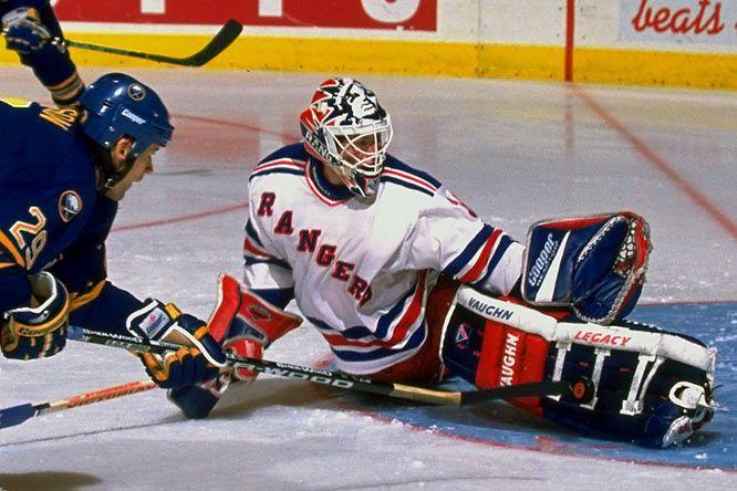 Mike Richter, New York Rangers