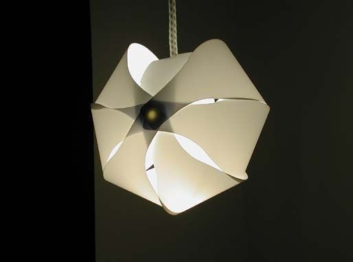 66 best polypropylene lamps images on pinterest lamp shades this design is amazing by the way that the designer has made it so that it mozeypictures Image collections