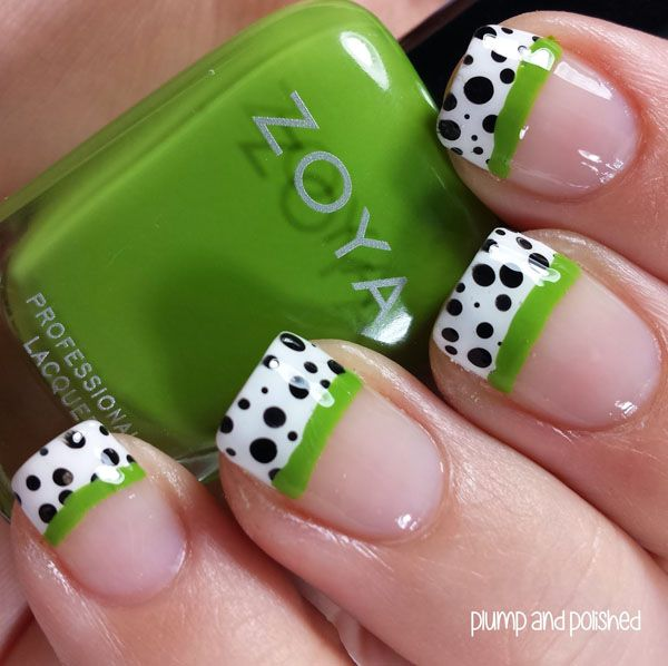 29 best French Manicure images on Pinterest | White tip nails ...