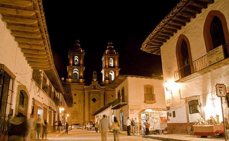 Valle de Bravo, Colonial center - Photo by Estado de Mexico