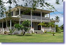 plantation style homes | Brand new luxury plantation-style ocean front home located on the Hale ...