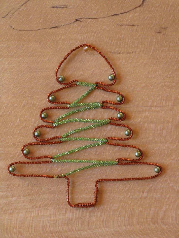 vánoční ozdoba - stromeček