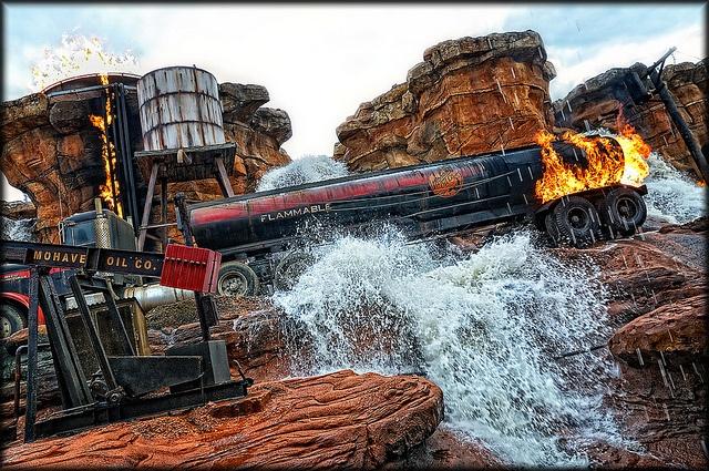 Catastrophe Canyon  Disney's Hollywood Studios