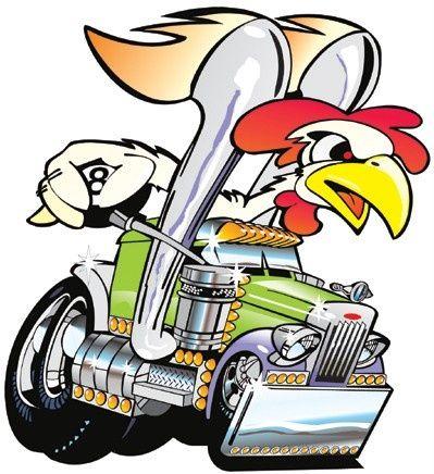 Cluck, Cluck, Chicken Truck