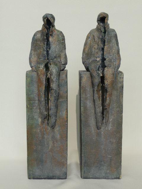 Now ... — alaaddinsmagiclamp:Marian Bonnemayers keramiek