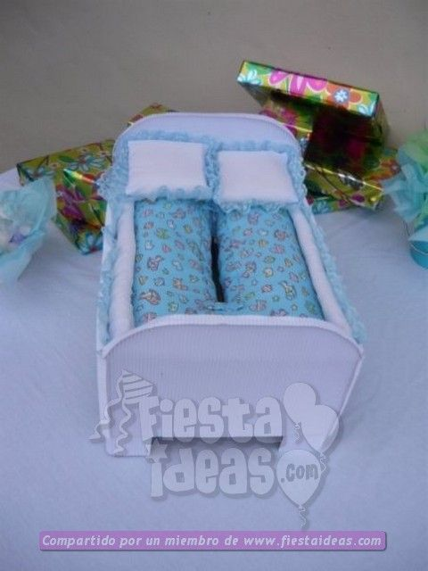 ideas de decoracin para un baby shower perfecto
