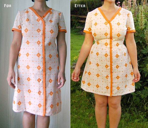 Took my grandma's dress to Elvira's... Now I actually feel good wearing it! Thank you!