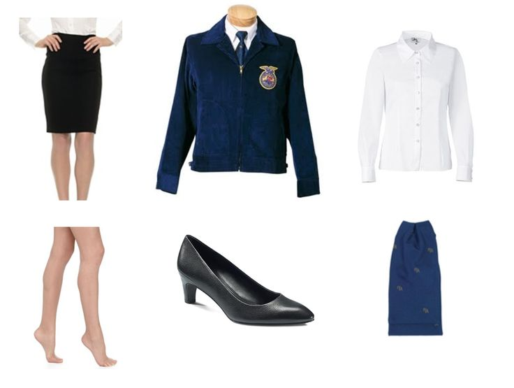 Image result for ffa official dress female