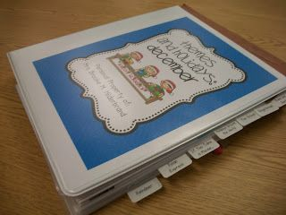 Once Upon a First Grade Adventure: Project Binder-ize! A success! And some freebies for you!