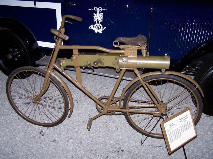 CZK - ČZ vz.1 (bicykl) : Československo (CZK)